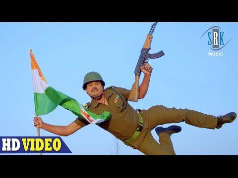 Vande Mataram   Movie Action Scene   Ritesh Pandey, Kallu, Rakesh Mishra, Yash Mishra