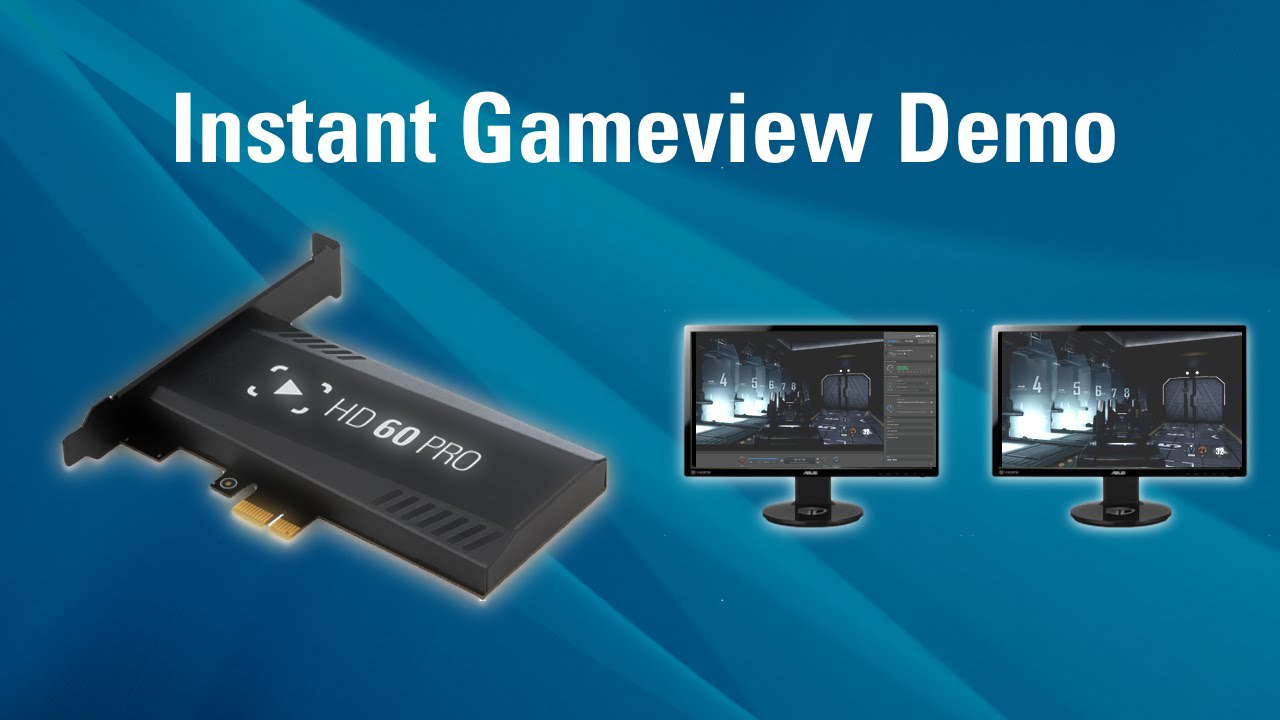 Driver for Elgato Game Capture HD60 Pro Card