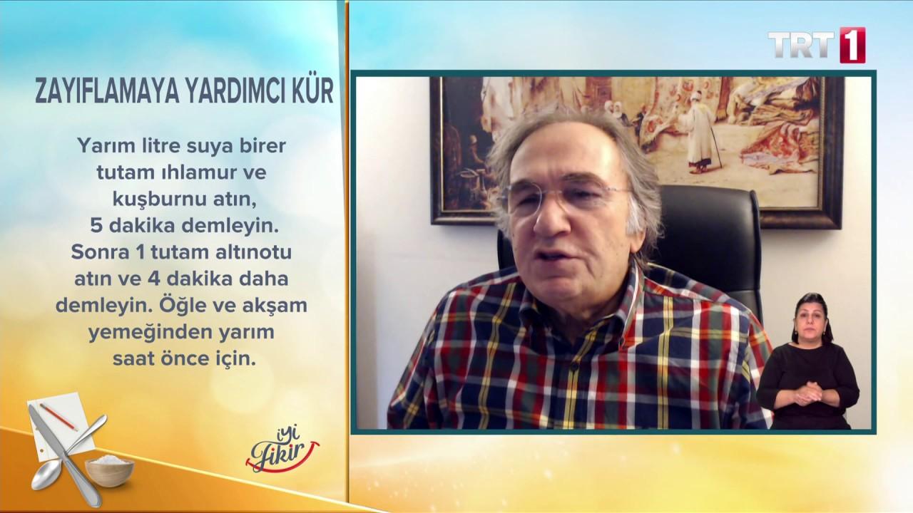 TİLYA (Yağ Yakıcı) Kür Önerisi   Prof Saraçoğlu Anlatıyor