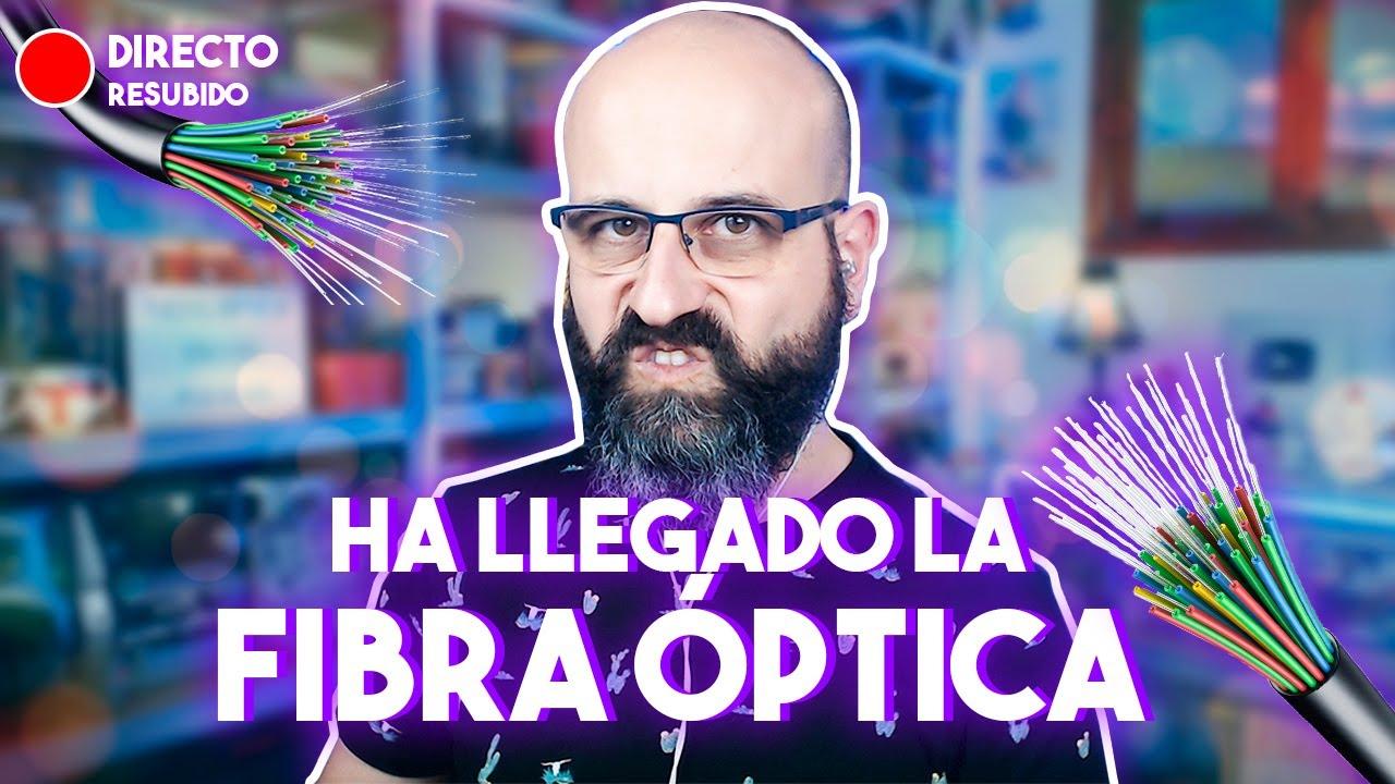 🔴 HA LLEGADO LA FIBRA ÓPTICA | La red de Mario