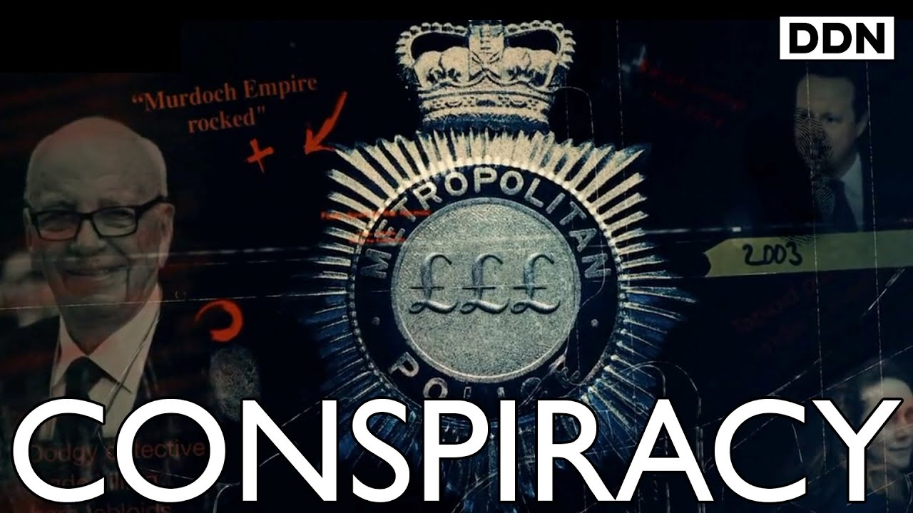EXPOSED: Daniel Morgan Murder links Corrupt Cops & Murdoch Empire to the Heart of Government