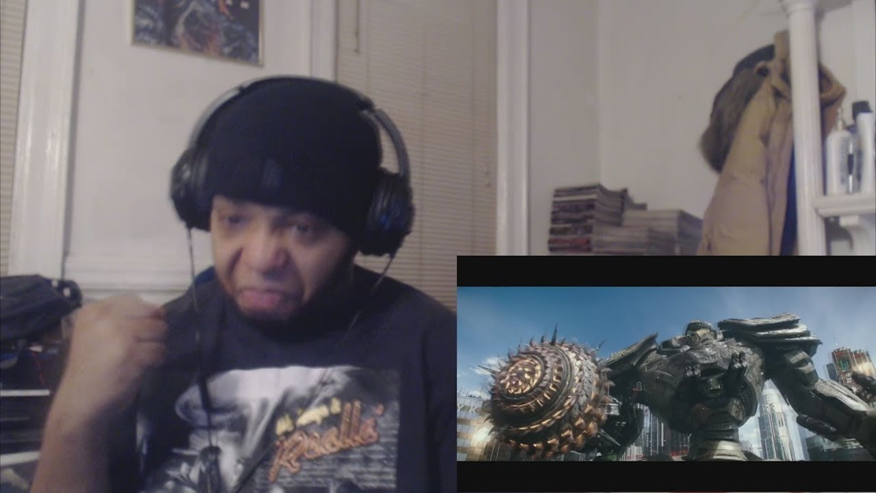 Pacific Rim Uprising Official Trailer 2 REACTION!!!
