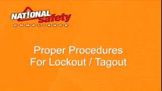 Lockout/Tagout (2018)