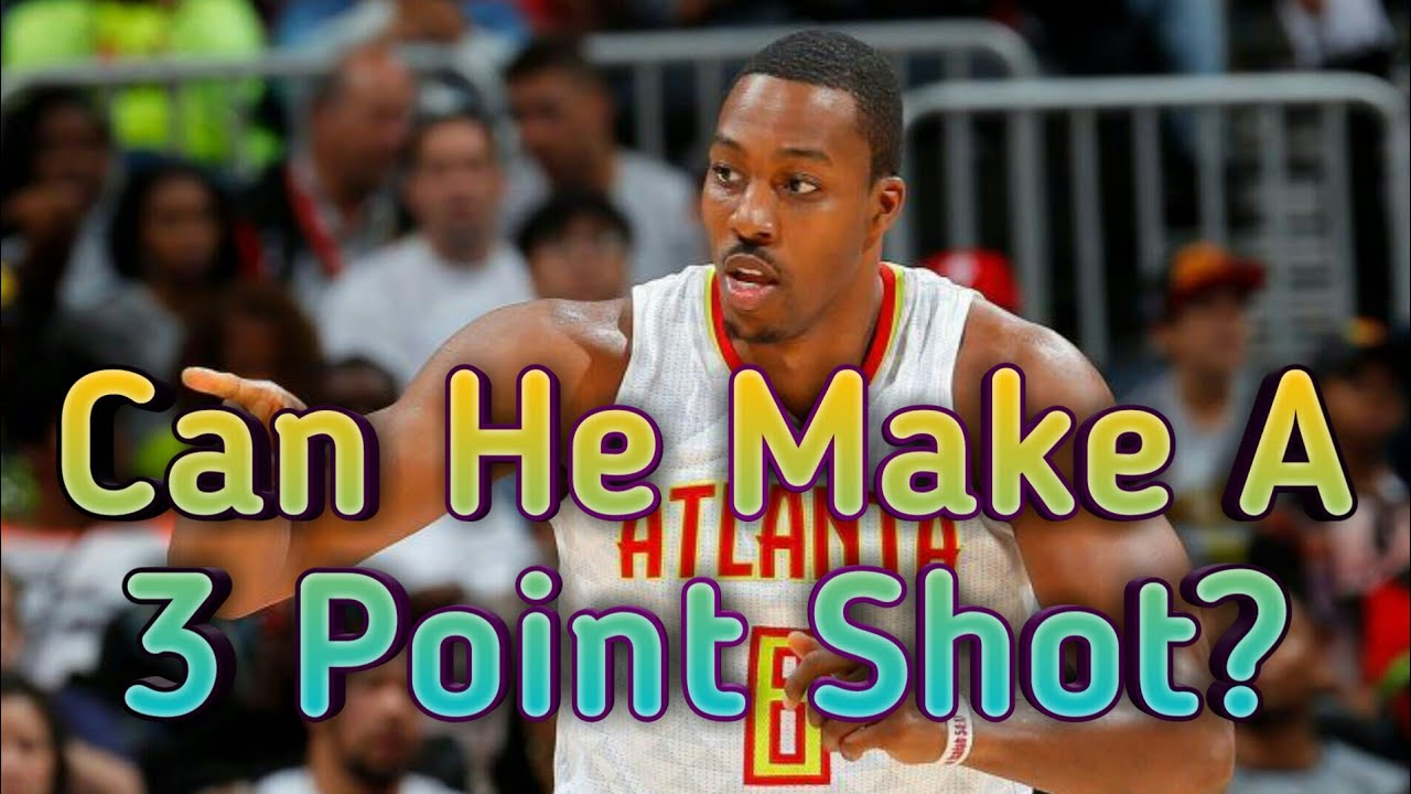 Can Dwight Howard Make A 3 Point Shot In NBA LIVE MOBILE ...