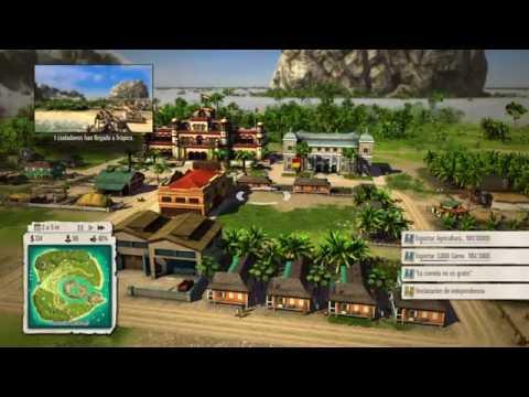 tropico capitulo 3 : y aqui llega la revolucion de la isla
