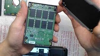 what's in  SSD inside ?