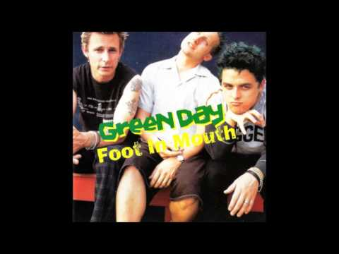 Green Day - Foot In Mouth EP (Full)
