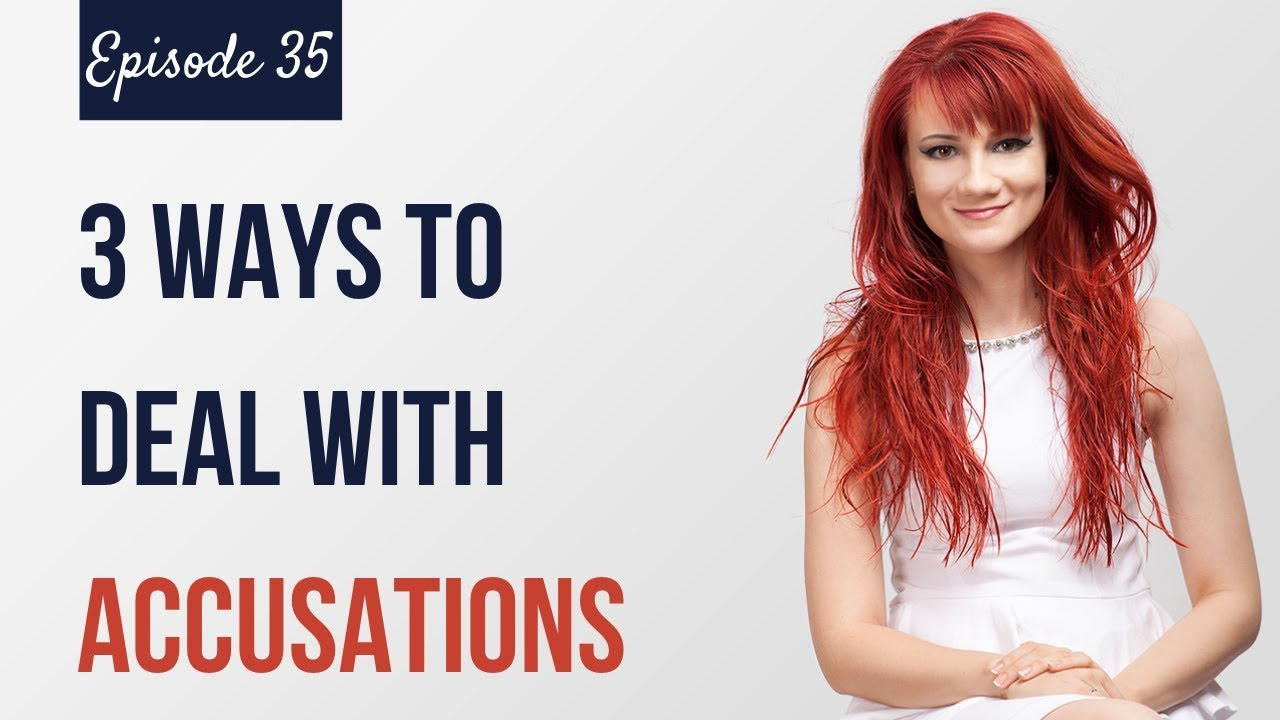 Download HOW TO DEAL WITH FALSE ACCUSATIONS (2019) | The Simplify Your Life Podcast - Episode 35