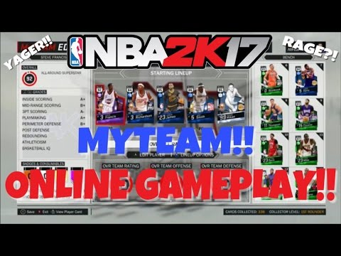 NBA 2K17 MyTeam - Diamond George Mikan