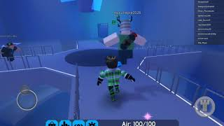 ROBLOX FLOOD ESCAPE 2 - THE CONTROLLER WAS JUST OFF TODAY & LOSING ALMOST EVERY GAME!! || w/ DJB