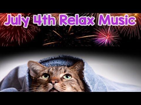 4 Juli - Bersantai Tenang Musik Untuk Membantu Kucing Dan Kucing Kecemasan Dari