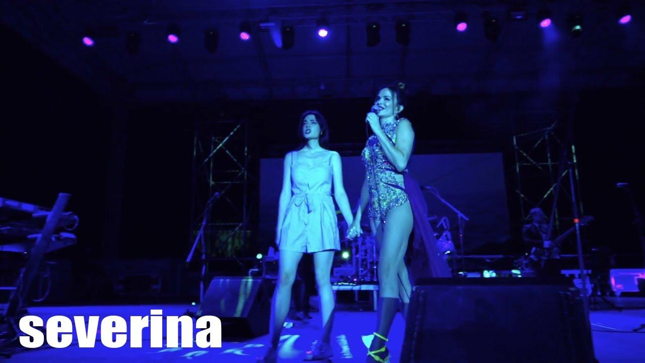 SEVERINA ft. MIA DIMŠIĆ - MILI MOJ (live @ Rise UP 2018.)