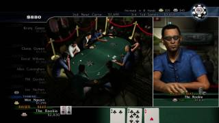 World Series of Poker 2008: Battle for the Bracelets Part 1 (XBOX 360) [HD]
