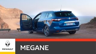 Renault New Megane Sport Tourer - Prices Revealed Videos