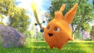 Солнечно Зайчики - Новый уровень |  Забавные мультфильмы для детей | WildBrain