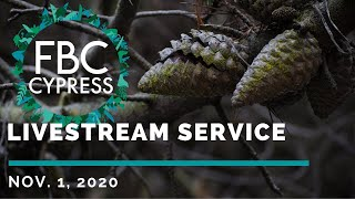 FBCC Worship Service Live Stream   11.1