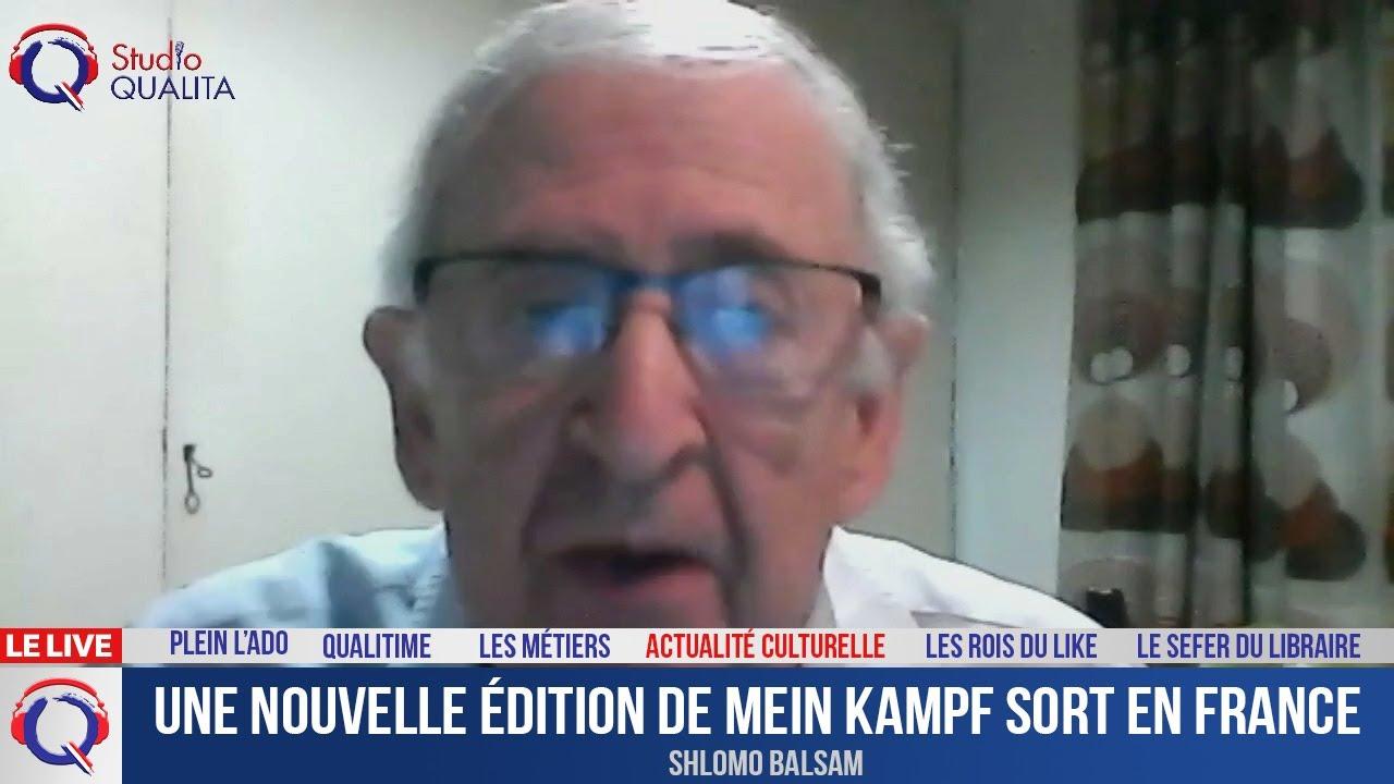 Une nouvelle édition critique de Mein Kampf sort en France - Actuculture#270