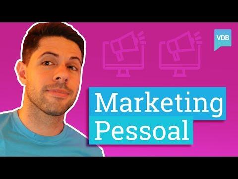 Artigo marketing pessoal pdf