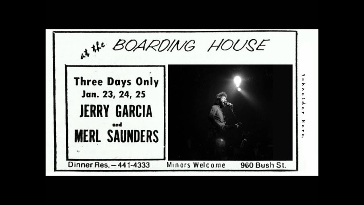 jerry garcia and merl saunders the system 1973 01 25 youtube. Black Bedroom Furniture Sets. Home Design Ideas
