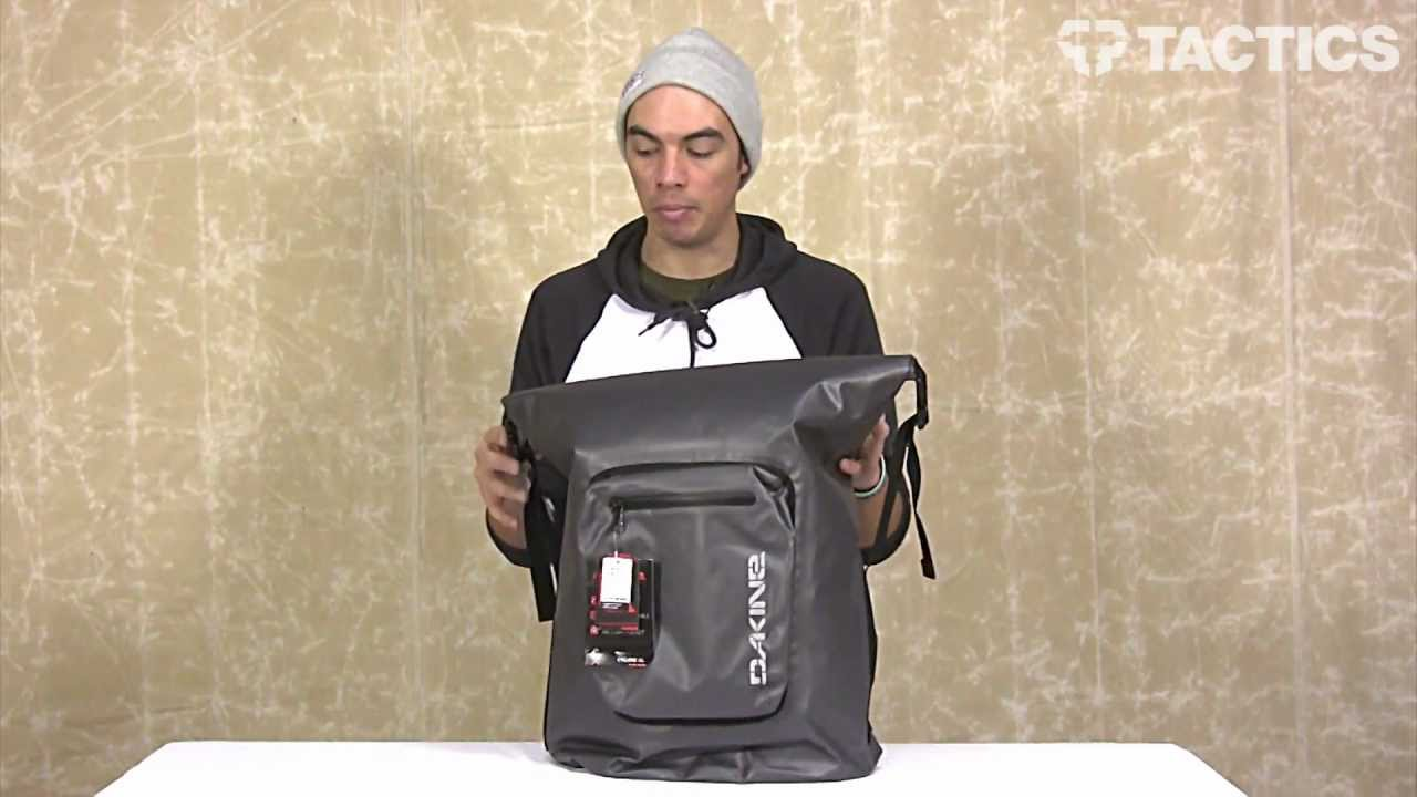 dakine 2013 cyclone dry pack backpack review. Black Bedroom Furniture Sets. Home Design Ideas
