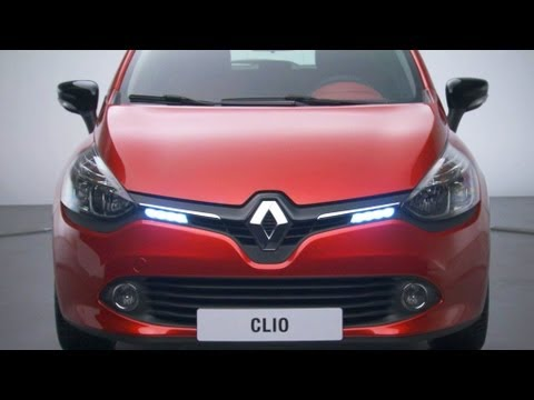 2013 renault clio 4 dynamic tce 90 in detail 1080p full hd video watch now. Black Bedroom Furniture Sets. Home Design Ideas