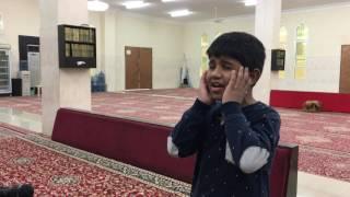  من هو الطفل الذي أذن فأبهر السعوديين؟ 