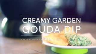 Velata Recipe Of The Month— September 2013 Creamy Garden Gouda Dip