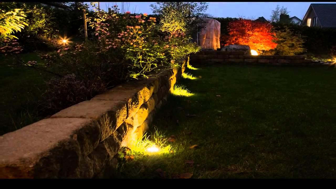 Led gartenbeleuchtung youtube - Gartenbeleuchtung led ...