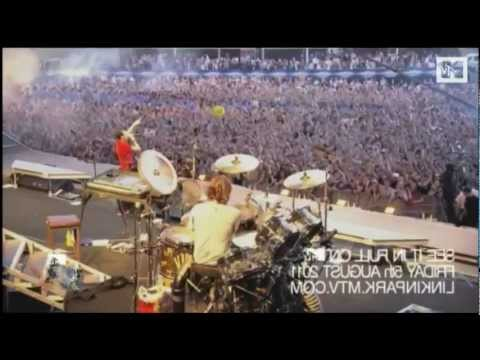 Linkin Park  Bleed it out  in Red Square 2011 HD