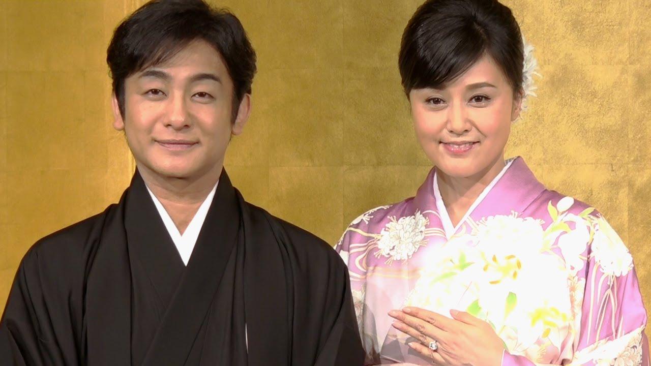 紀香 式 陣内 結婚