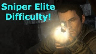 Sniper Elite v2 Schoneberg Convoy Walkthrough & Gameplay Sniper Elite Difficulty PC 1080p Full HD