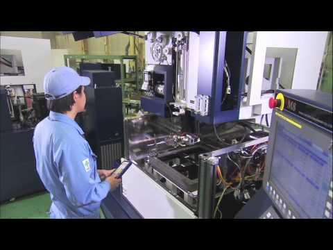 Seibu Wire Edm Factory Video Youtube
