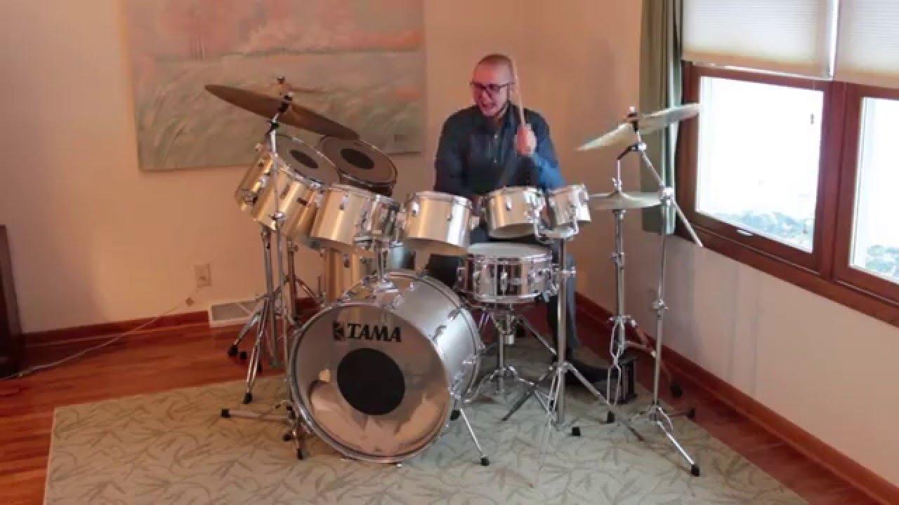 tama imperialstar concert tom set vintage drums demo youtube. Black Bedroom Furniture Sets. Home Design Ideas