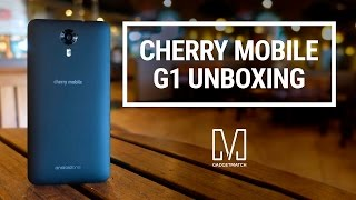 Cherry Mobile G1 Unboxing (Android One)