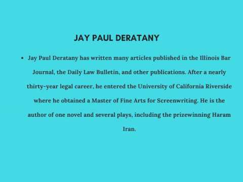 Jay Paul Deratany Highly Recommended