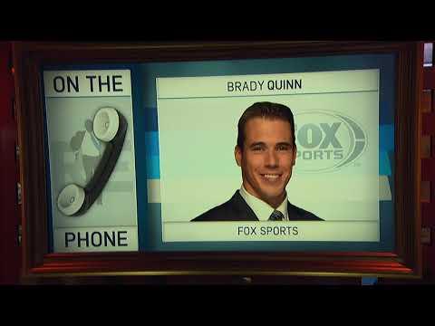 Brady Quinn: Reggie Bush Would've Won 2 Heismans At Notre Dame   The Rich Eisen Show   8/29/19