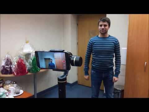 Repeat Face detection and tracking TEST - Gimbal Feiyu Tech