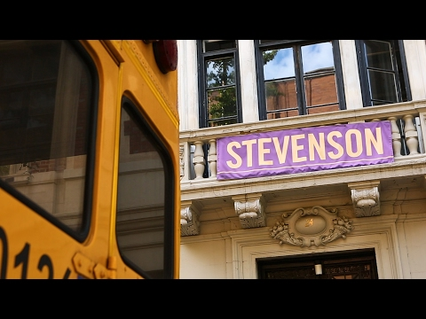 This is Stevenson: Overview of the Robert Louis Stevenson School
