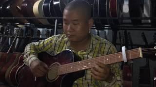 Còn thương rau đắng mọc sau hè - test guitar 650.000d- 0906.39.1557