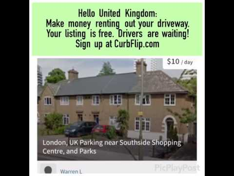 Hello London - United Kingdom Parking Space Rental