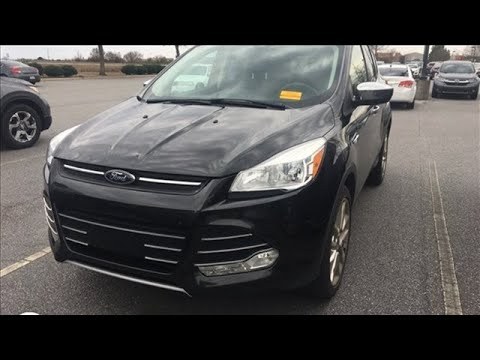 Used 2015 Ford Escape Elizabeth City, NC #418461A - SOLD