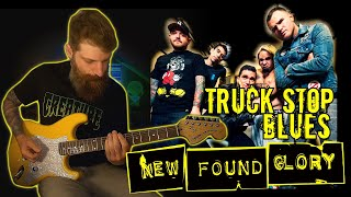 New Found Glory - Truck Stop Blues Guitar Cover
