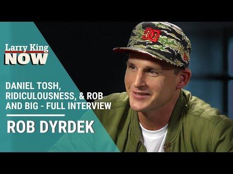 Rob Dyrdek On Daniel Tosh, Ridiculousness, & Rob and Big