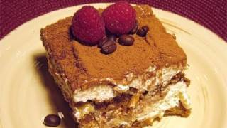 Tiramisu Recipe / How-to Video - Laura Vitale