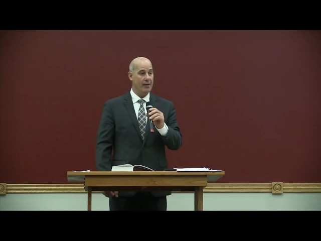 Taking Responsibility · AM · 190908 · Pastor Jerome Pittman · VBC Livestream