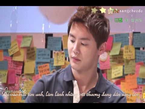 [JYJtune Vietsub] Kim JunSu - you are so beautiful  (OST Scent of a woman)