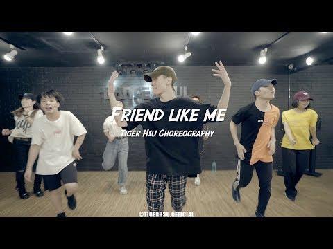 Friend Like Me - Will Smith・Aladdin   Tiger Hsu Choreography   @tigerhsu.official