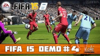 FIFA 15 DEMO PC: Манчестер Сити - Бока Хуниорс