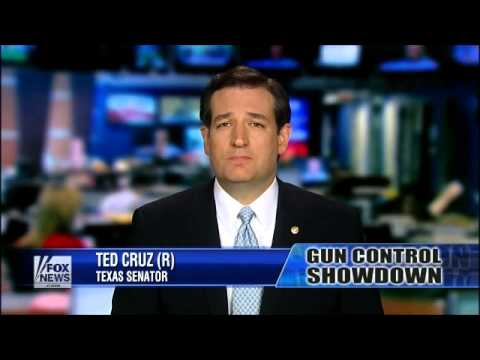 Sen. Ted. Cruz: Universal Background Check Aimed at Creating Federal List of Every Gun Owner