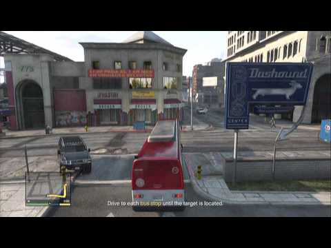 GTA V PART 6-FACE RECOGNITION S***!!!!